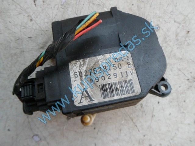 motorček ovládania kúrenia na renault koleos, 5027523750, 8902911