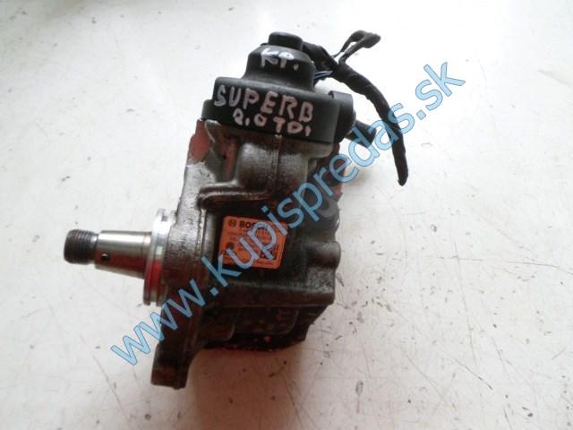 palivové čerpadlo na škodu superb 2 2,0tdi, 03L130755D