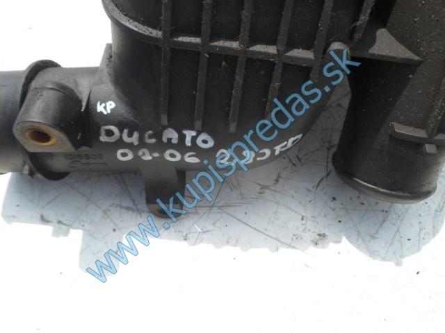 intercooler na fiat ducato 2,8jtd, 1307012080