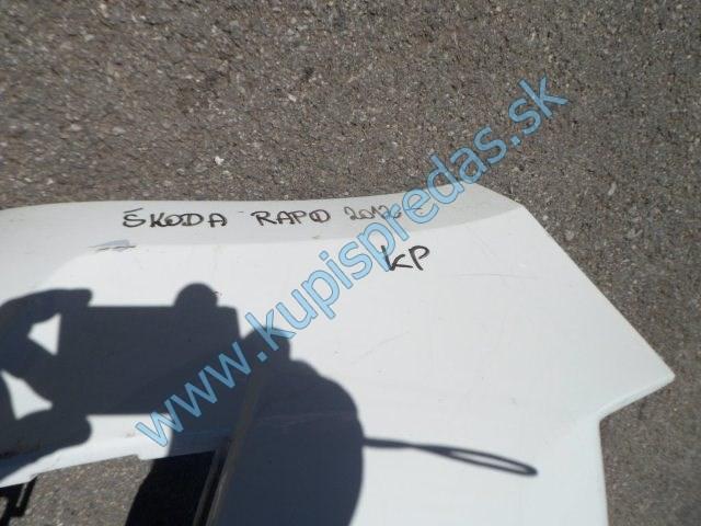 predný nárazník na škodu rapid, 5JA807221B