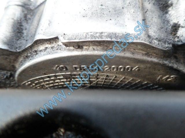 motor na vw volkswagen touran 1,9tdi, 77KW, BKC, 182 000km
