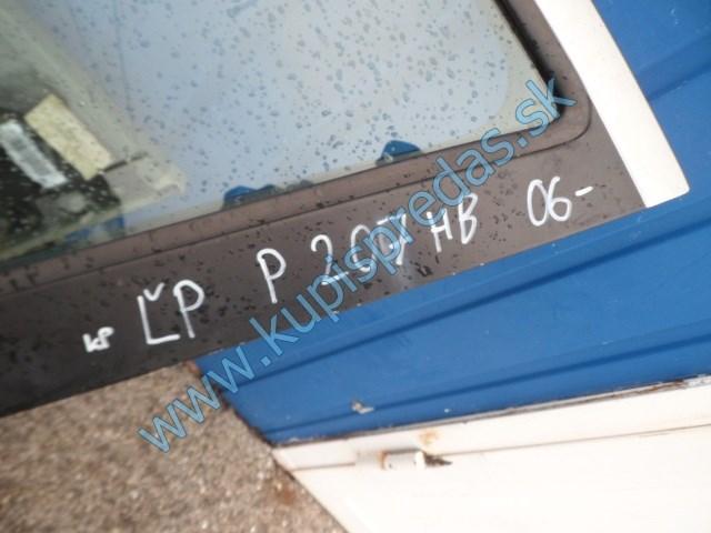 ľavé predné dvere na peugeot 207, 5 dverový