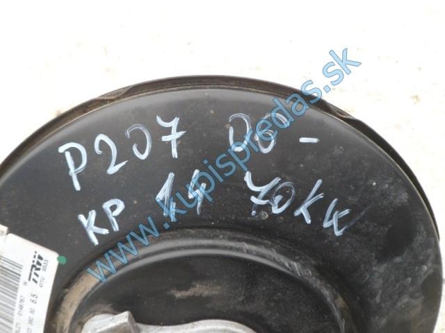 brzdový posilovač na peugeot 207 1,4i, 9682338280