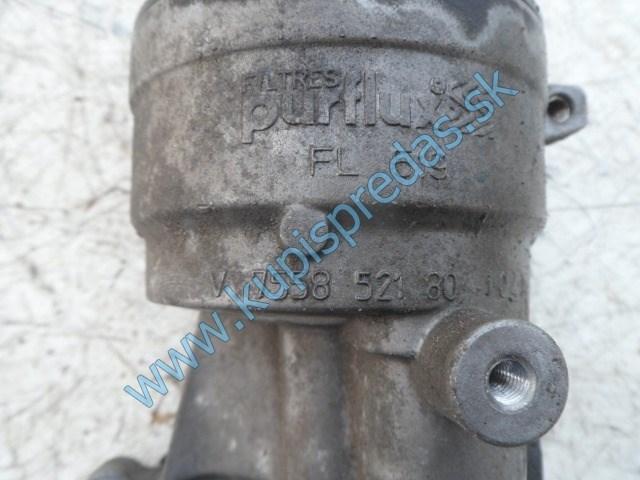 držiak na olejový filter na peugeot 207 1,4i,