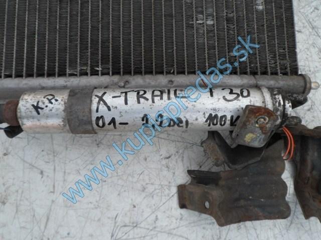 chladič klimatizácie na nissan x-trail t30 2,2d,
