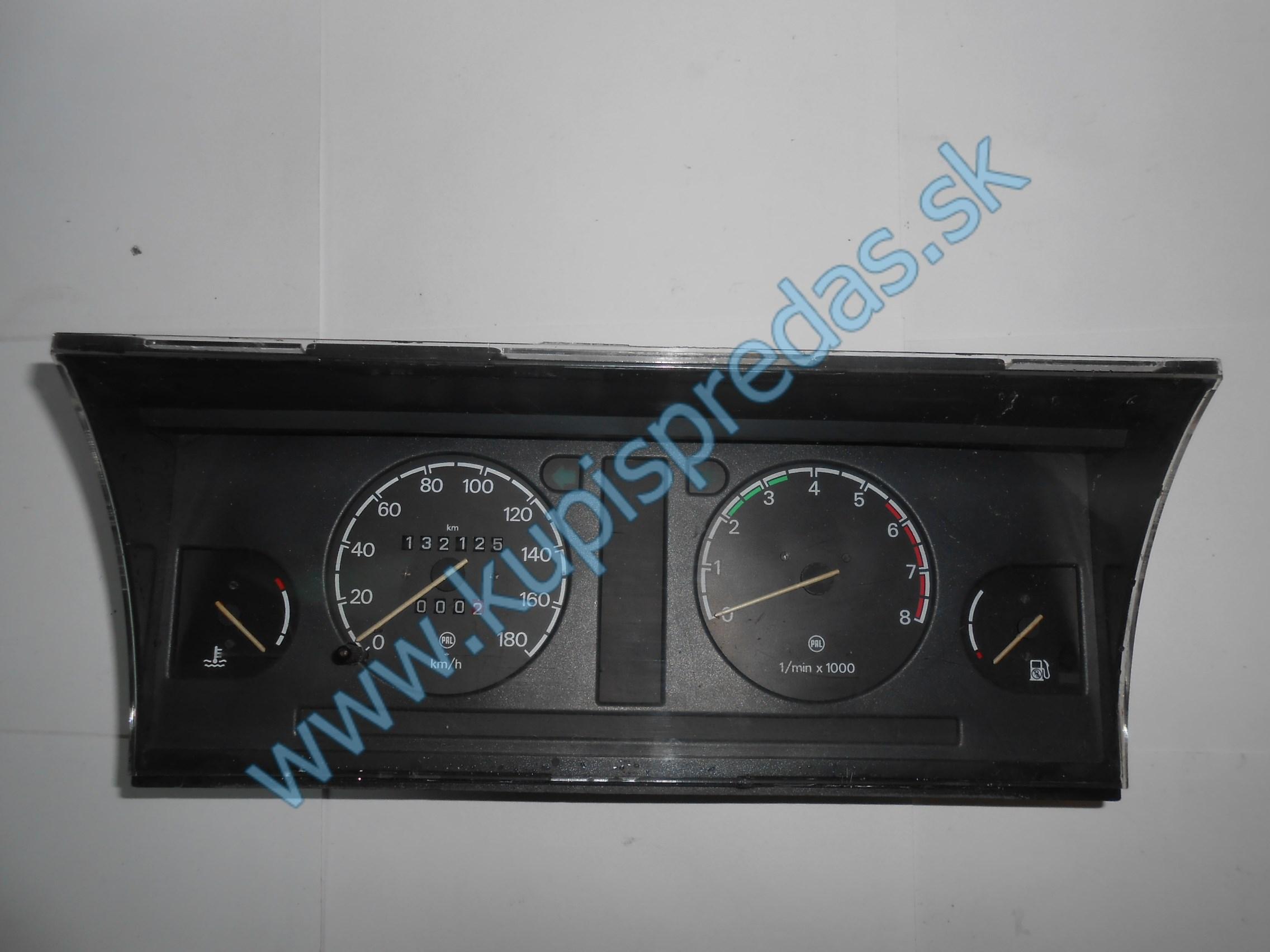 Budiky Škoda Favorit ( novší model )