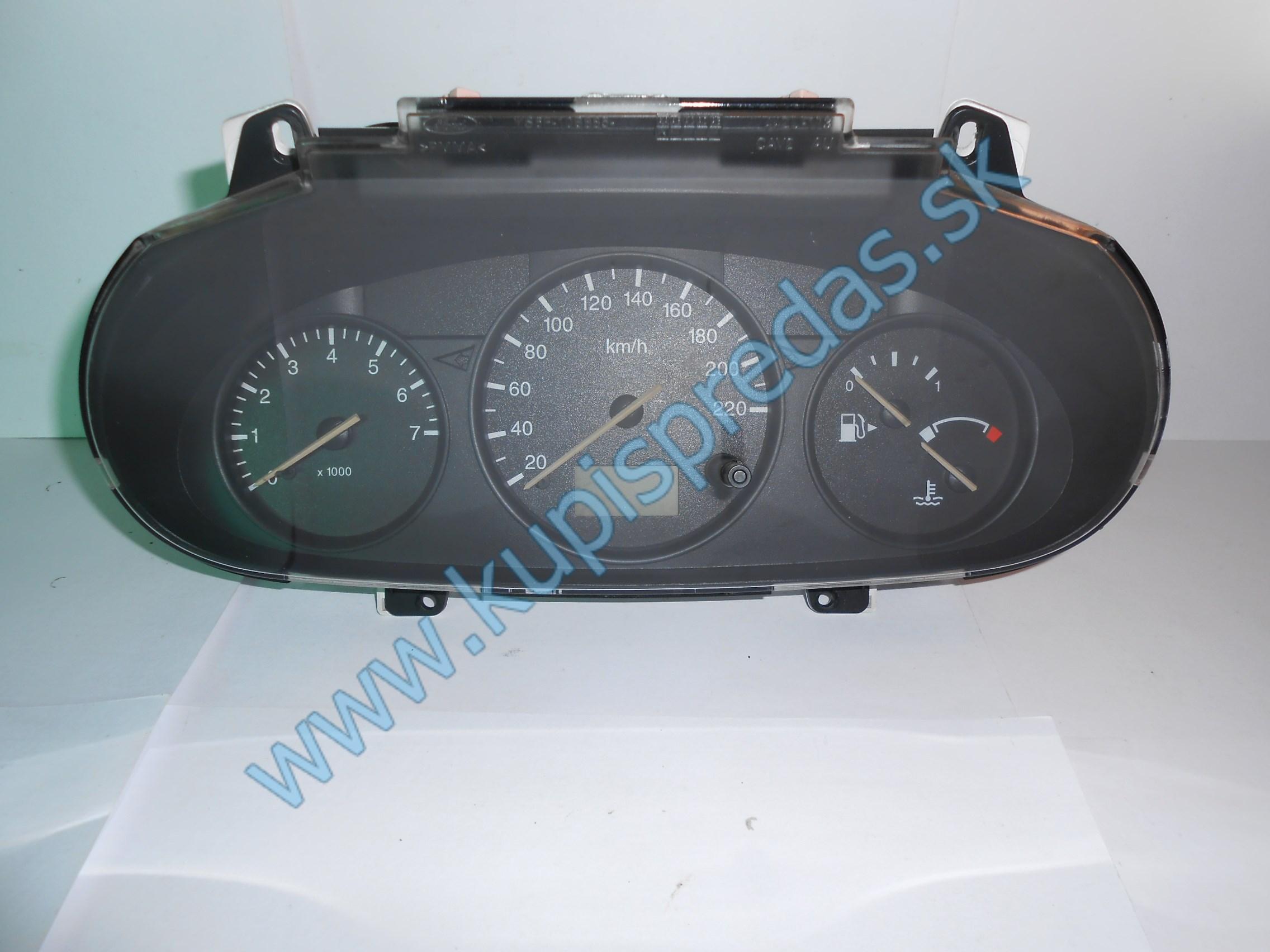 Budiky Ford Escort / Fiesta Mk IV