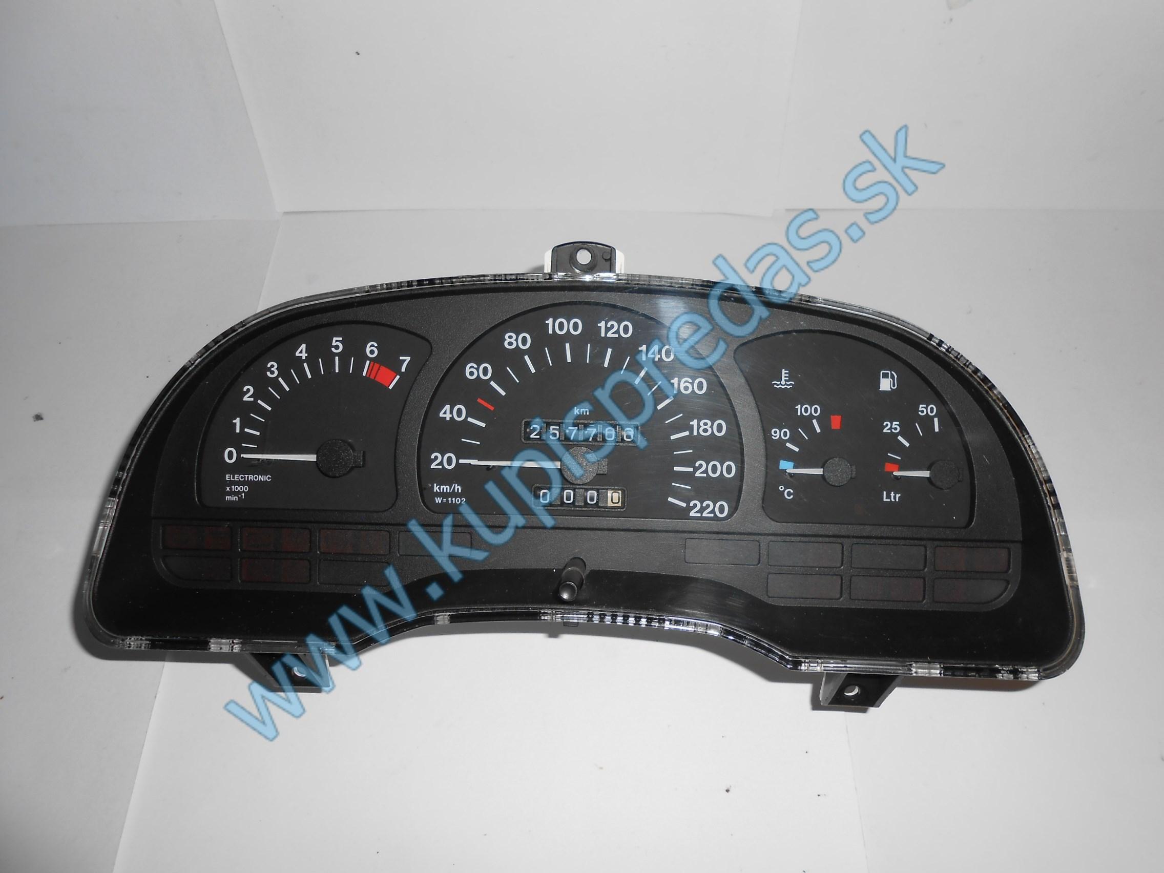 Budiky Opel Astra F / benzinové /