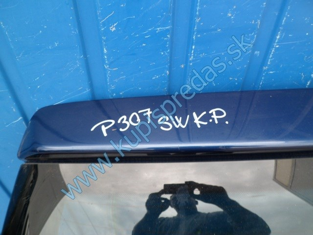 piate dvere na peugeot 307 SW, autodiely na peugeot 307,
